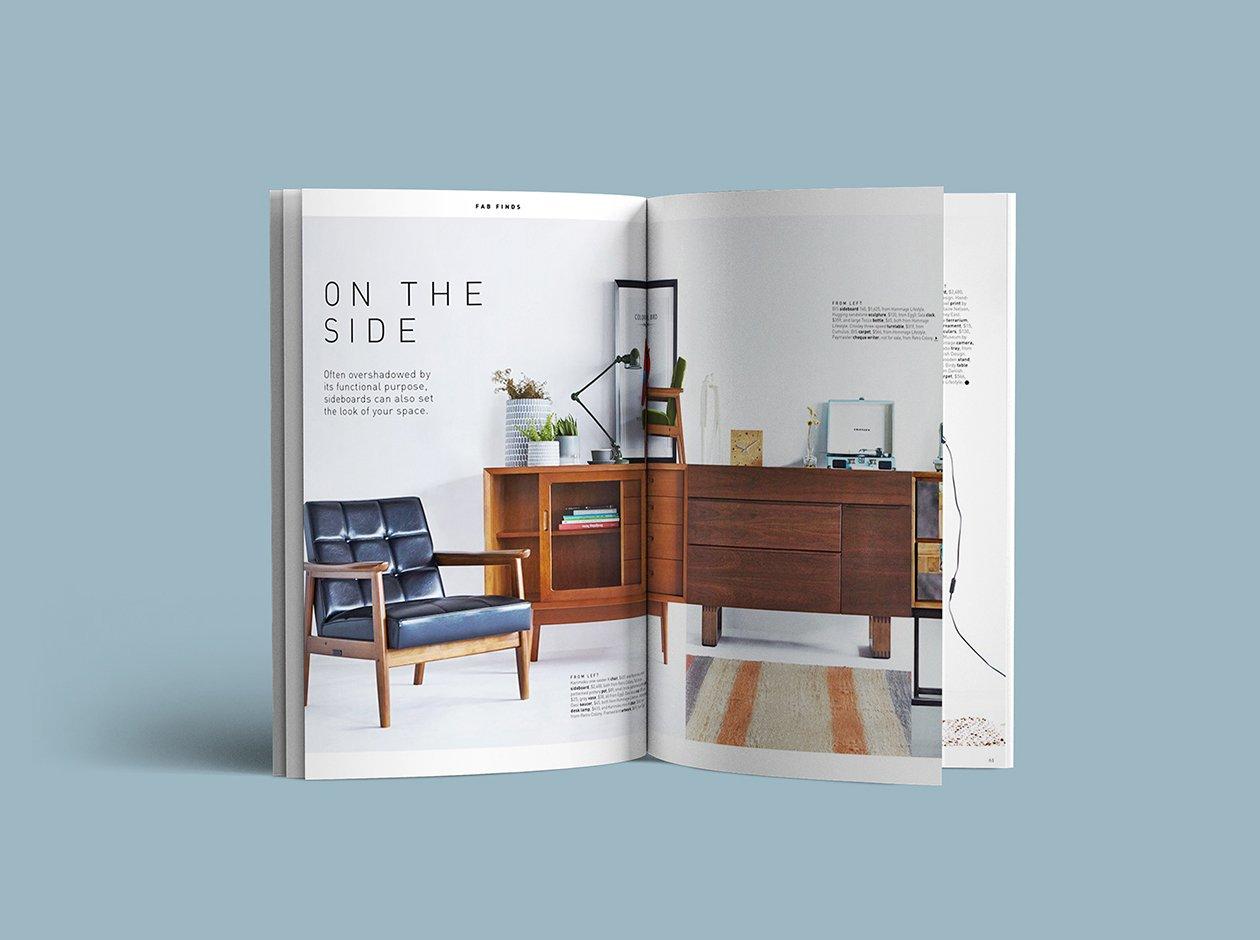特别角度的书籍或杂志设计展示模型(Mockup)PSD下载