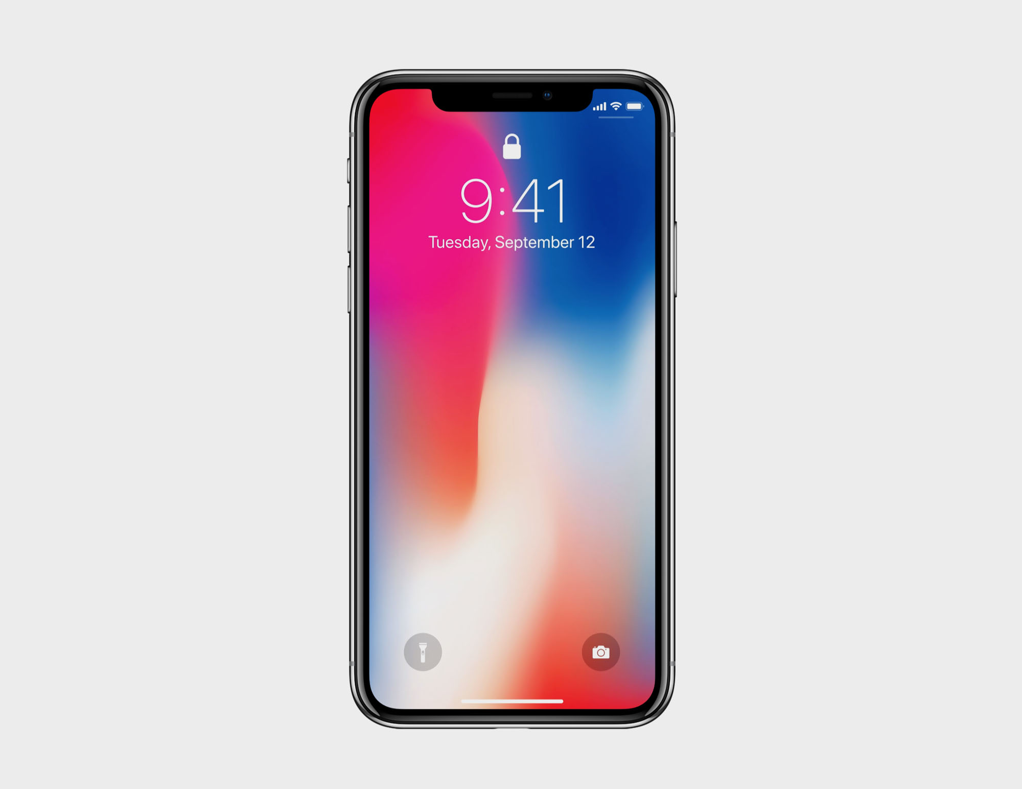 iPhone X Mockup – PSD