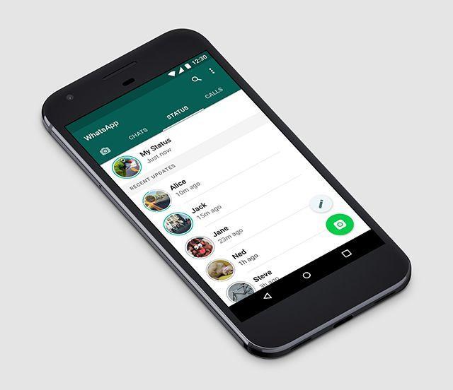 WhatsApp产品UI设计原则总结