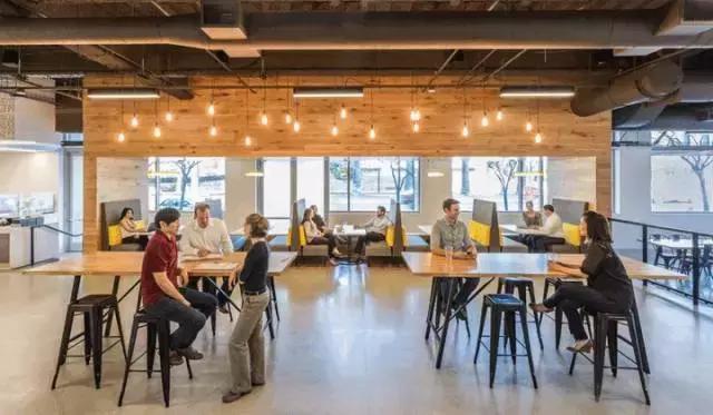 Adobe总部办公室装修设计欣赏