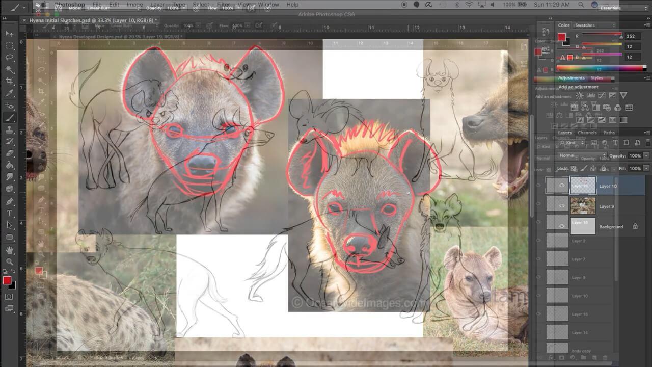 <span class='yzk_title_61097'>角色设计速成课程之动物角色设计</span>